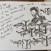 Discussion notes and sketches