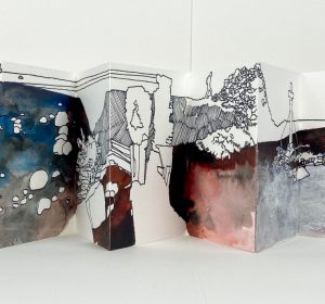 Artists Book: Another World